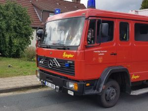 LF8 im Einsatz